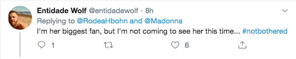 Madonna tweet 4