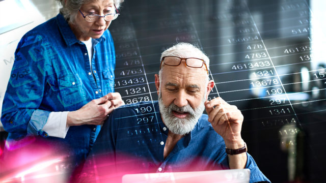 Increasing life expectancy is changing retirement income planning