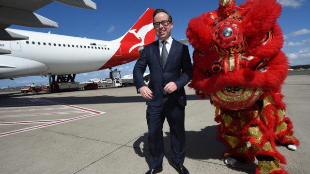 Qantas to axe direct Sydney-Beijing flights