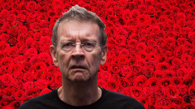 Red Symons explains why he never takes time to smell the roses, or deodorant