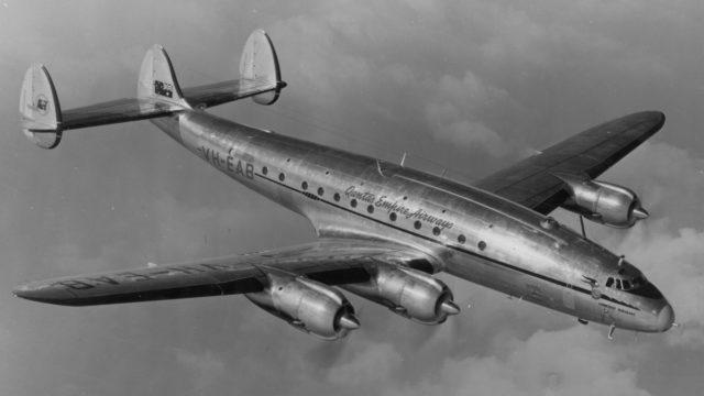 Qantas celebrates 100 years of flying