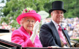 Prince Andrew The Queen