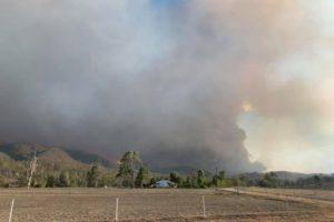 queensland fire emergency