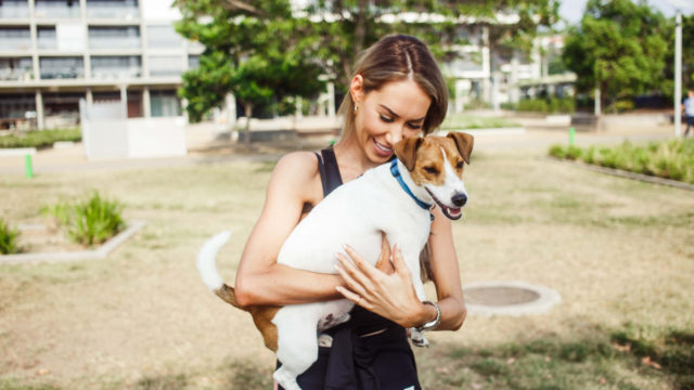 A new Suncorp report has found Australians care more about finding a pet-friendly home than one close to friends and family.