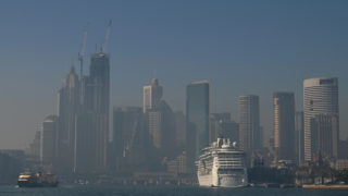sydney smoke bushfires