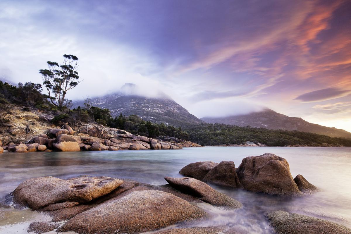 Tasmania Honeymoon Bay