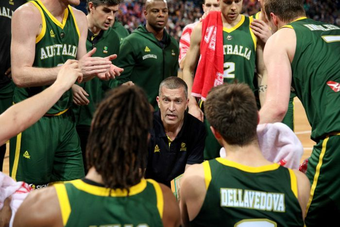 Philadelphia 76ers coach Brett Brown to lead the Boomers to the Olympics, replacing Andrej Lemanis_2