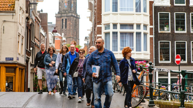 Discover Amsterdam's food and and learn about its history on an Eating Europe tour.