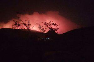 canberra bushfire smoke