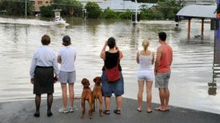 brisbane flood class action victims