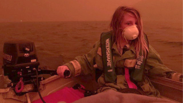 Australia burns: The horror summer of 2019-2020 in pictures