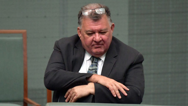 An end to vaccinations and no fluoride in the water: Could this be Craig Kelly's new party?