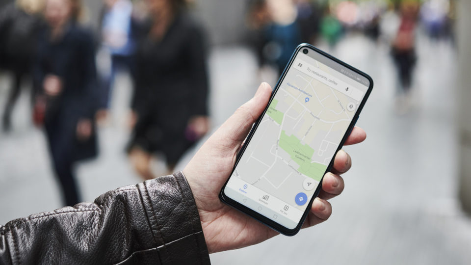 google location sharing