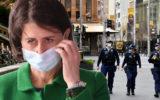 NSW lockdown Gladys Berejiklian lockdown ext