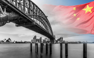 China Australia threat