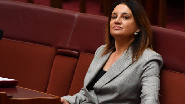 Jacqui Lambie's model of politics works. This is why