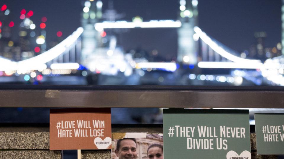 London victims