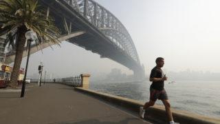 sydney air quality health