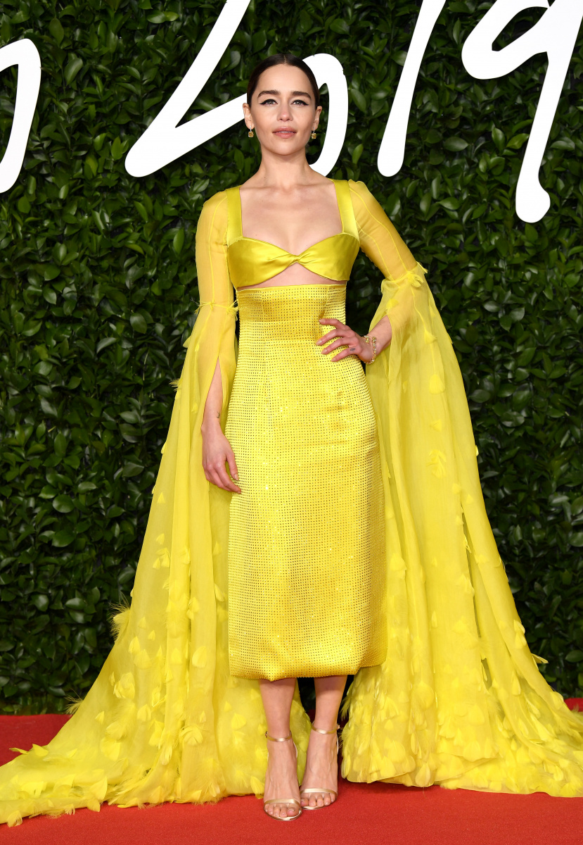 Shailene Woodley and her puffer dress take Fashion Awards 2019 to new extremes_7