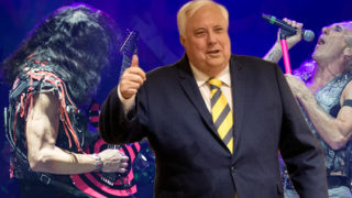 clive palmer twisted sister