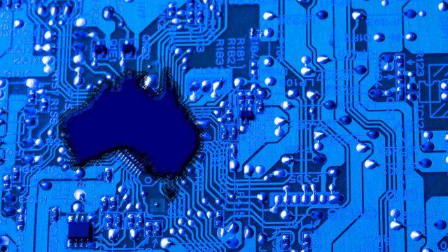 Australia on track to play a leading role in digital revolution