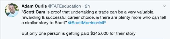 Scott Cam twitter