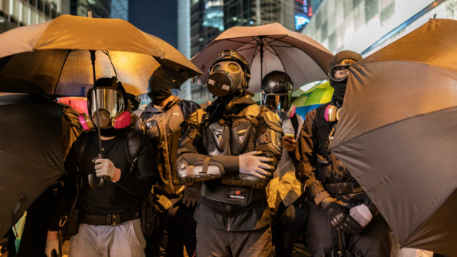 China proposes new security law limiting Hong Kong dissent