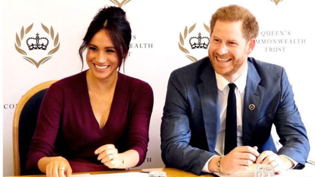 Meghan Markle is working on her brand during her holiday