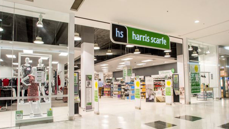 harris scarfe buyer