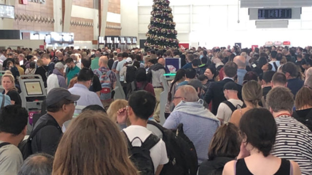 Adelaide Airport evacuated after security breach