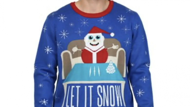 Let it snow: Colombia threatens to sue Walmart over 'cocaine' Christmas sweater