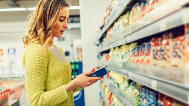'This will take 45 minutes of running to burn off': Food labelling could curb obesity