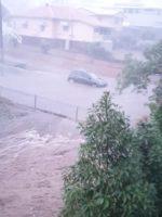 storm rain brisbane