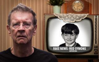 Red Symons fake news