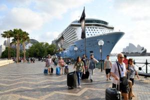 volcano cruise passengers shock