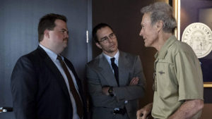 Paul Walter Hauser Sam Rockwell Clint Eastwood