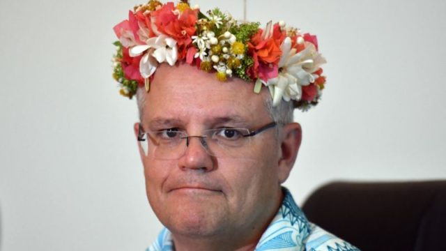 'Where's the Prime Minister?': Mystery surrounds Scott Morrison as he takes a holiday