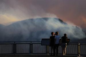 state emergency nsw heat