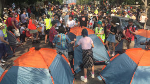 mccormack kirribilli protesters
