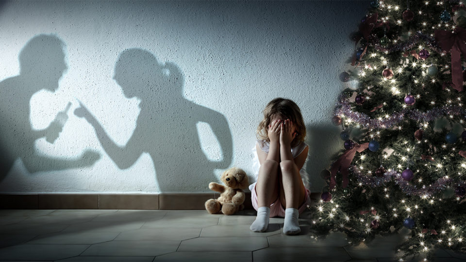 Christmas family violence