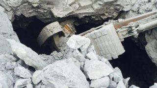 mine worker buried court