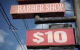 texas barber shot haircut