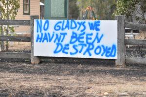 buxton bushfires houses lost