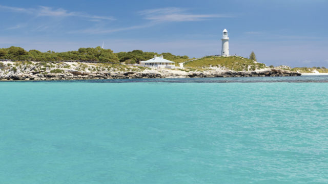 Rottnest Island is 19 kilometres and a whole world away from Perth.