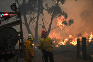 pay volunteer firefighters