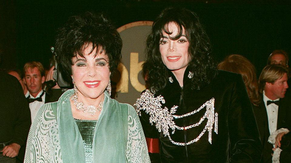 Elizabeth Taylor Michael Jackson