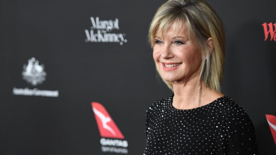 Olivia Newton John Made A Dame In New Year S Honours List