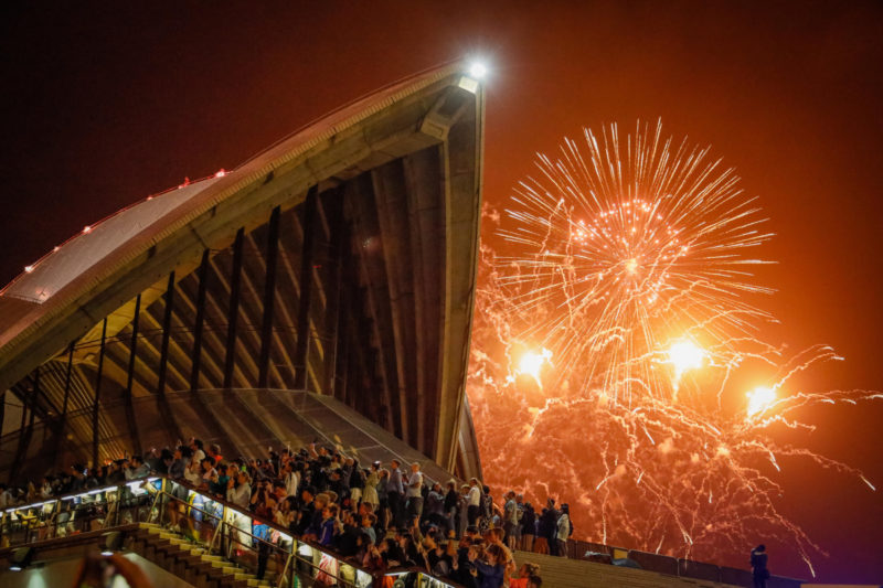 Fireworks across Australia: How the nation celebrated as the clock ticked over to 2020_5