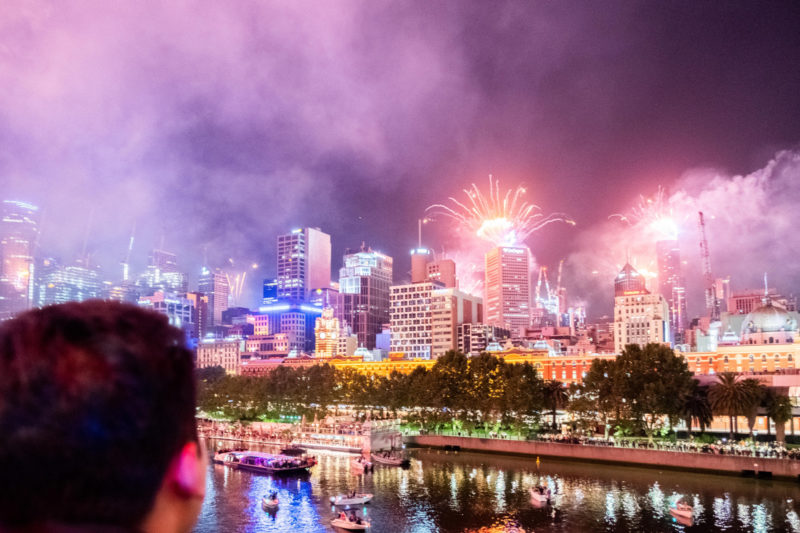 Fireworks across Australia: How the nation celebrated as the clock ticked over to 2020_3