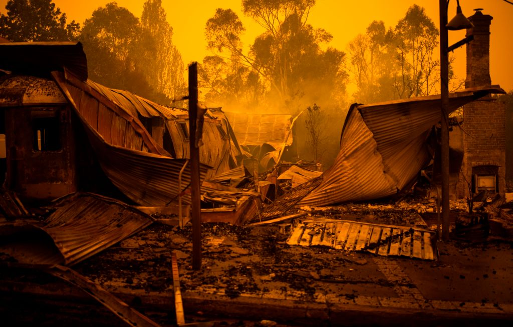 How to talk to your children about Australia's bushfires_1